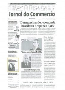 Jornal do Commércio – As Novas Relações Para o Trabalho