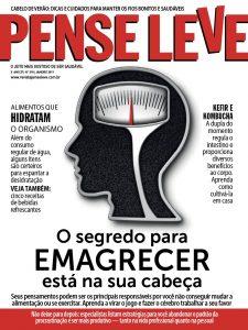 Revista Pense Leve – Emagreça pela mente
