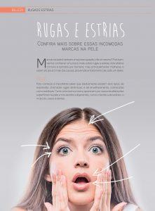 Revista Polishop – Rugas e estrias