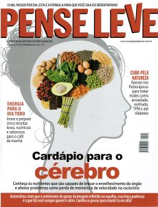 Revista Pense Leve – Coma para brecar o envelhecimento do cérebro