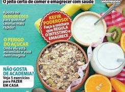 Revista Reeducação Alimentar – Alimentação É a Chave!