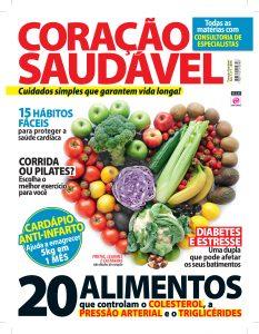 Revista Coração Saudável – Colesterol sob controle